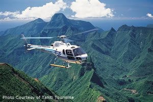 Tahiti Helicopter Tour
